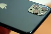 Bộ camera chụp ảnh trên iPhone 11 Pro Max cóvới ống kính siêu rộng