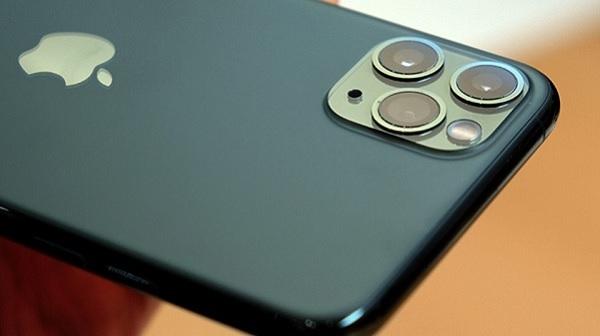 Bộ camera chụp ảnh trên iPhone 11 Pro Max có ống kính siêu rộng
