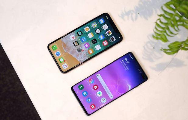 Samsung và iPhone định hình những phong cách thiết kế riêng