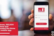 Ứng dụng Home Credit trên điện thoại