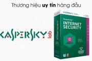 Kaspersky là một trong những phần mềm bảo vệ máy tính tốt nhất trên thế giới