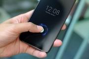 Cảm biến vân tay ứng dụng trên thiết bị di động thông minh