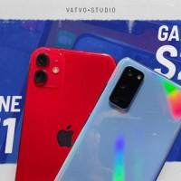 So sánh iPhone 11 và Galaxy S20