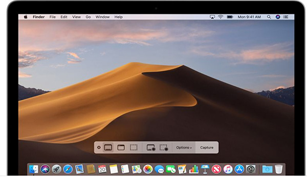 Cách chụp toàn màn hình MacBook