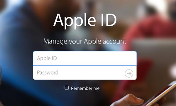 Cách tạo tài khoản Apple ID