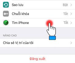 Tính năng Find My iPhone là tính năng bảo mật an toàn nhất