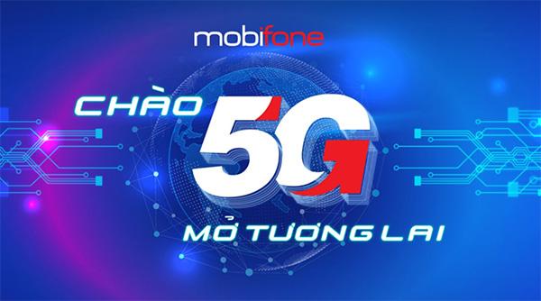 Cách đăng ký gói cước 5G MobiFone