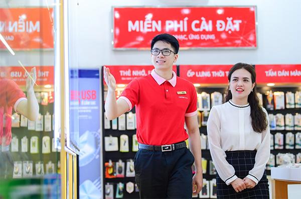 Mua điện thoại chính hãng, dịch vụ tốt tại Viettel Store