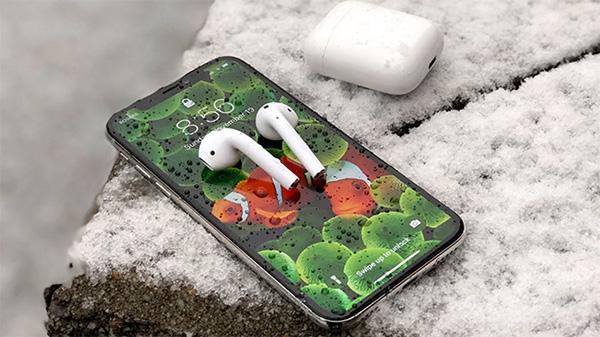 AirPods là dòng sản phẩm tai nghe true wireless của hãng Apple